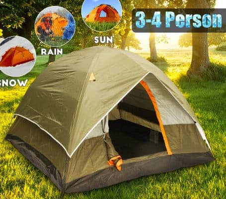 Best Family Tents for Camping
