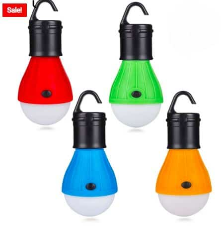 Best Illumination Devices for Camping