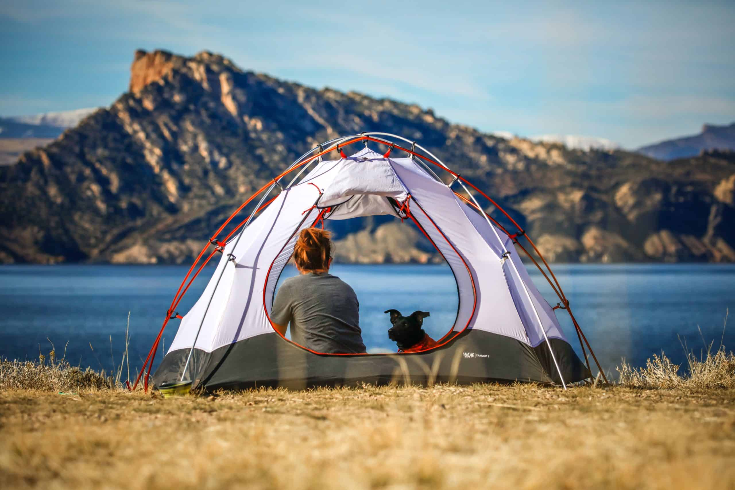 FemBuying Family Tents For Campingale Hygienic Camping